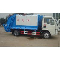 Quality dongfeng Refuse 6CBM Collector Garbage Truck on sale for sale