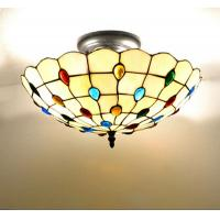 Quality Mediterranean Style Ceiling Lamp Warm and Sweet Bedroom Light Living Room Lighting Fixture for sale