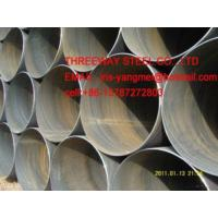 Quality Spirally Steel Pipe Piles /spiral Steel Pipes/tubular Pile for sale