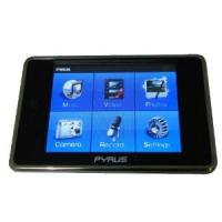 Quality Cross button clip MP3 player with LOGO printing for sale