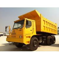 Buy Professional 6x4 Heavy Duty Dump Truck , 50 Ton Dump Truck 336Hp For Mining at wholesale prices
