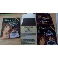 China Trim & Fit Diet Coffee Herbal Slimming Tea Coffee Fast Fat Burning No Side Effect  Lose Weight Fastly on sale