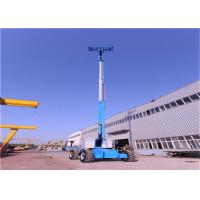 Quality Convenient Self Propelled Manlift  Boom Lift Valves Explosion Proof for sale
