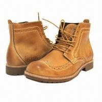 Quality Men's High Boots, British Pop Style for sale