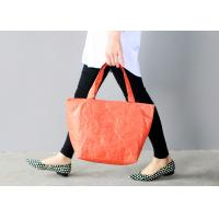 Quality Women ' S Tyvek Travel Tote Bags Water Resistant Light Weight For Shopping for sale