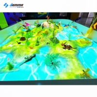 Quality Museum 1.2x1.6m Interactive Projector Games AR Sand Table for sale