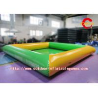 Square Inflatable Swimming Pool Durable Pvc Giant Inflatable Water Pool For Sale 91116883: square swimming pools for sale