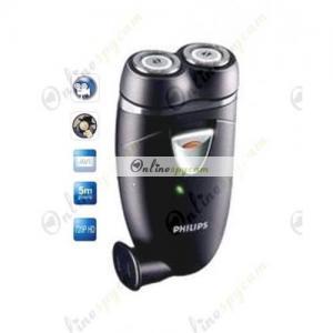 Pinhole Spy Shaver Camera DVR Spy Camera 16GB Internal Memory 720P HD
