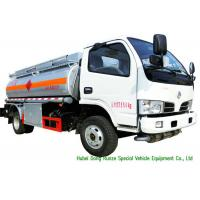 China Carbon Steel Fuel Oil Delivery Truck For Vehicle Refueling Anti Corrosion 5000Liters on sale