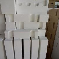 Quality Ultra Purity Bubble Alumina Heat Resistant Bricks For Lining Of Blast Furnace for sale
