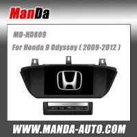 Buy cheap Factory car dvd for Honda 9 Odyssey ( 2009-2012 ) Car dvd player gps navigation from wholesalers