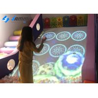 Quality 220V Interactive Floor Projector Slide 30 Games Infrared Detector with 1 Camera for sale