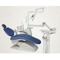 China Down Mounted Dental Chair Unit Ceramic Spittoon Removable Headrest For Adult NV-208D on sale