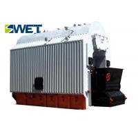 China Waste Sawdust Fired Boilers, Automatic Feeding Wood Burning Steam Boiler on sale