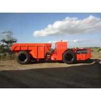 Buy cheap 7cbm or 15 Tons Bucket Capacity Underground Mining Dump Trucks from Wholesalers