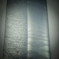 China Waterproof Silver Blue Color Lamination Film Matte Color Raised Texture on sale