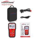 Quality 12V Computerized Eobd Obd2 Obdii Car Scanner Diagnostic KONNWEI KW818 for sale