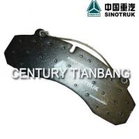 Quality HOWO A7 Dump Truck Parts WG9100443050 Brake Pad Assembly for sale