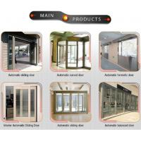 Quality Adjustable Hold - Open Time Automatic Sliding Door With 75 W Power Supply for sale