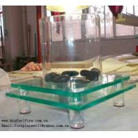 Quality Glass Fireplace for sale