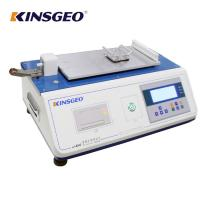 Quality Digital Display Leather Testing Machine For Flexible Package Industry With 12 Months Warranty for sale
