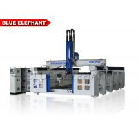 Quality Italian High Speed Spindle 3d 5 Axis Cnc Router Machine Customized Size for sale
