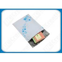 Quality White / Grey Plastic Bubble Air Envelopes Poly Bubble Mailers , Plastic Mailing Bags for sale