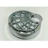 China Customized Chrome Plating Parts , Industrial Plastic Metal CNC Prototype on sale