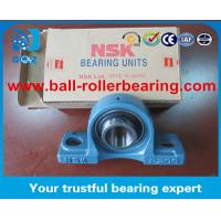 China NSK UCP200 Series Pillow Block Ball Bearings With Cast Iron Housing Material on sale