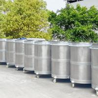 Quality Chemical Paint Factory Mixing Tank made of Stainless Steel 201or 304, Dispersion Cylinder for car paint furniture paint for sale