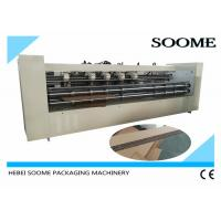 Quality 20mm Board Huge Slitter Scorer Machine , Slitting Creasing Thick Sheet Cutting Machine for sale