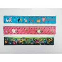 PP Ruler 3d Lenticular Printing Services For Kids 0.38 mm / 0.45 mm / 0.58 mm