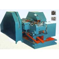 China Low Noise Fasteners Manufacturing Machines / Nut Threading Machine 380 Volte on sale