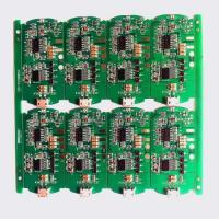 Quality 1OZ Rogers 4003C Double Sided PCB , FR4 Laminate Multilayer Printed Circuit Board for sale