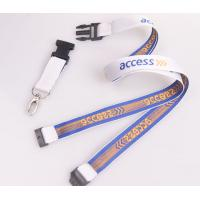 Buy cheap Gifts & Crafts » Promotional Gifts custom Polyester woven lanyards no minimum order from wholesalers