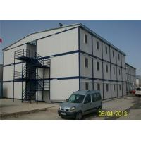 Quality Eco Friendly Prefab Container House Windproof For Labor Dormitory for sale