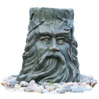 China Magnesia Statue Water Fountains For Garden , Large Outdoor Fountains on sale