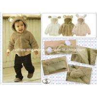 China Infant Clothes Autumn and Winter Male\Female Child Baby Clothes on sale