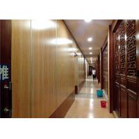 Quality Church Buildings Acoustic Room Dividers Folding Partition Wall for sale