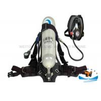 Quality 30MPa Marine Fire Fighting Equipment Steel Air Breathing Apparatus SCBA for sale