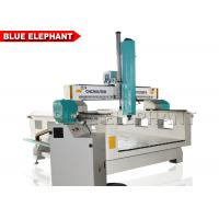 Quality High Z Axis Wood Router EPS Foam Cutting Machine DSP A11 Control System for sale