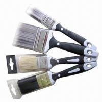 Quality Paint Brush, Customized Colors are Accepted, with PP and TPR Handle for sale