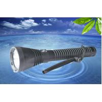 China Cree Rechargeable Diving Torch Light 100M 5 Mode Diving Torch High Brightest on sale