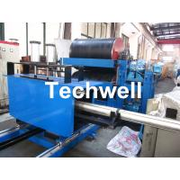 Buy cheap Polyurethane Sandwich Panel Production Line For Color Steel With PLC Touch from wholesalers
