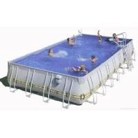 Quality Giant Commercial Inflatable Swimming Pools / Water Pool Games Customized Color and Size for sale
