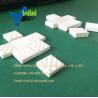 Buy cheap wear resistant antiwear chute alumina lining ceramic liner from wholesalers
