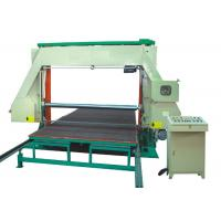 Quality Basotect / Flexible PU Auto Blade Cutter With Air Suction Worktable for sale