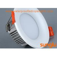 Quality Matt White COB LED Downlight 12 Watts Anti Glare For Auditorium Walkway for sale