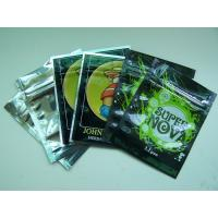 Buy cheap Plastic Ziplock Colored Aluminium Foil Food Packaging Bags for Snack QS from Wholesalers