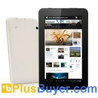 Quality Viper - 7 Inch Android Tablet PC + Phone (1.5GHz CPU, Dual Camera, Bluetooth, 4GB) for sale